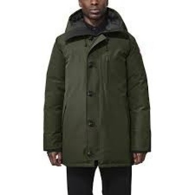 Foto van Canada Goose Chateau Parka Miltary green