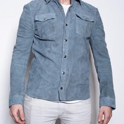Goosecraft Appold suede Shirt
