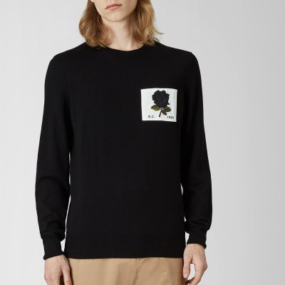 Foto van Kent & Curwen EK Sweat Icon Black