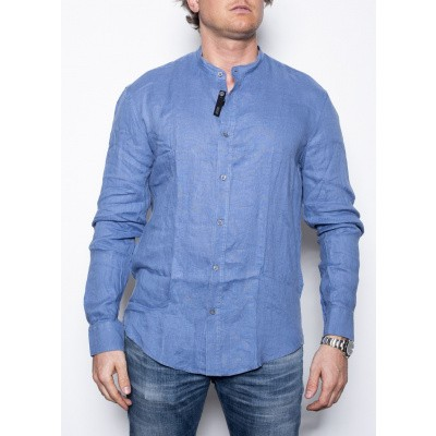 Foto van Drykorn TAROK shirt Blue