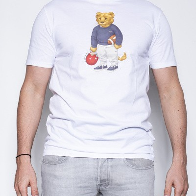 Lion Brand Antonio T-Shirt White