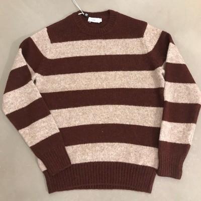 Closed 377 Wine Stripe knit
