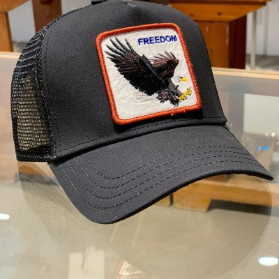 Goorin Bros Cap Freedom Black