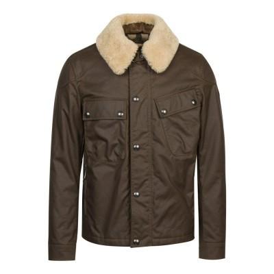 Belstaff Patrol Jacket Windsor Moss