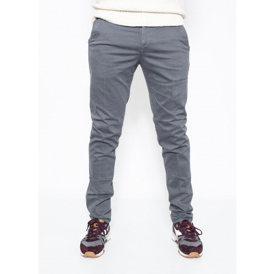 Foto van Dondup Gaubert Pantalon Grey