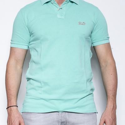 Foto van Lion Brand Poloshirt Pool Green