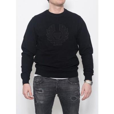 Foto van Belstaff Phoenix Applique Black Sweater