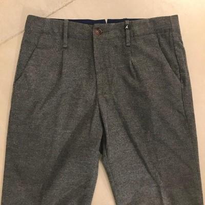Foto van Myths Soft pantalon Grey