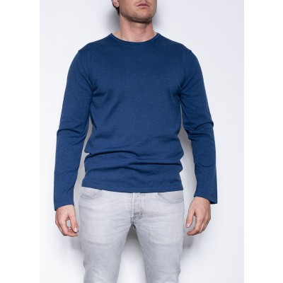 Kris K Tom H Summer knit O blue