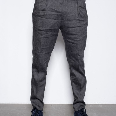 Drykorn Chasy Grey Trousers