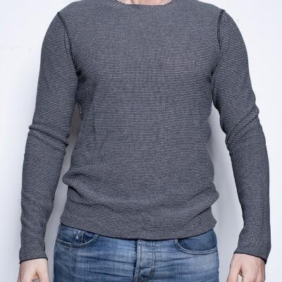Hannes Roether Beton/Posh Sweater