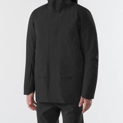 Foto van Arc'teryx Veilance Patrol Down Coat Black