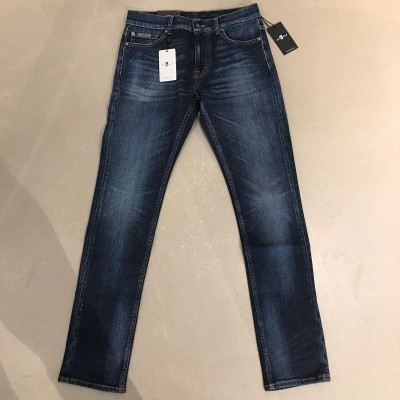 7 For All Mankind Ronnie Mid/Dark
