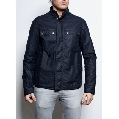 Barbour Wax Indigo Jacket