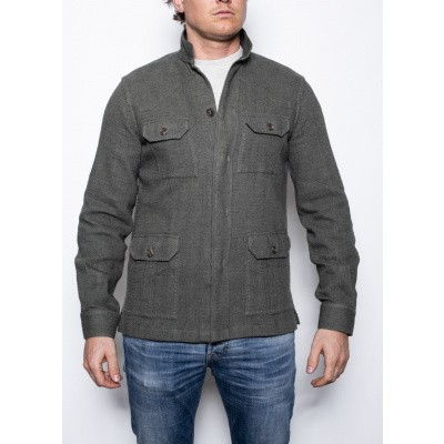 Foto van 100Hands Jacket 37610 Military Green