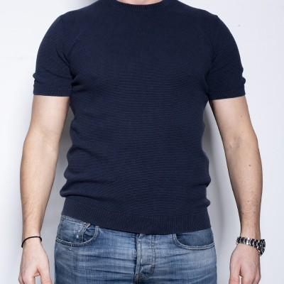 Circolo Pallino T-shirt Navy