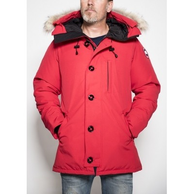 Canada Goose Chateau Red