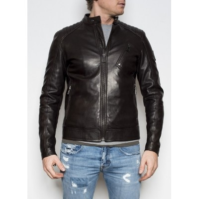 Belstaff V Racer Dark Brown
