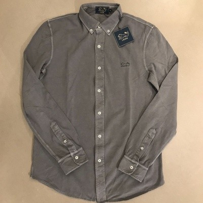 Foto van Lion Brands Grand Shirt Grey