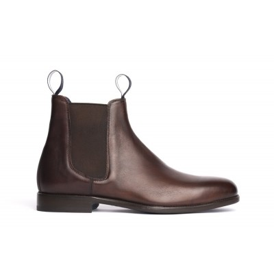 MAC. Fincher Brown leather Alfred
