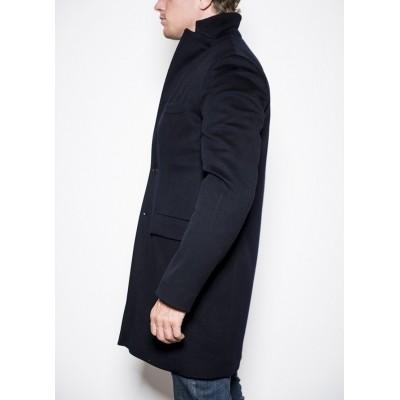 Aspesi Cappotto Coat Navy Blue
