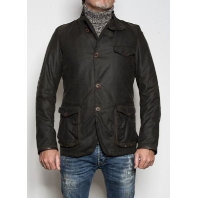Barbour Skyfall Jacket Green