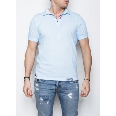 Bob Polo Shirt Blue