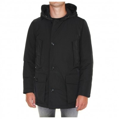 Woolrich City Parka Black
