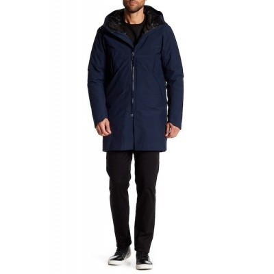 Arc'teryx Veilance Monitor Down Coat Dark Navy