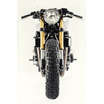 White Bike XJR1300