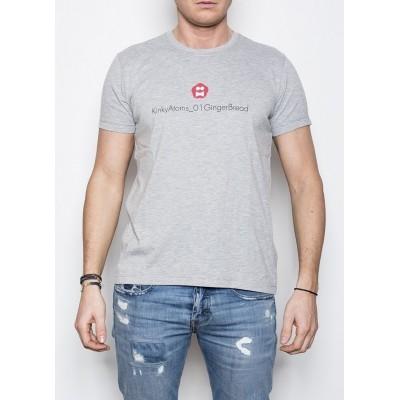 Foto van Aspesi Kinky Atoms T-shirt Grey