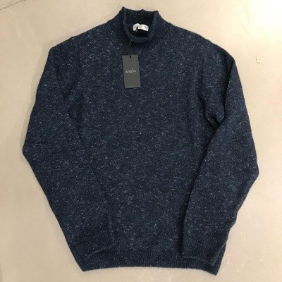 Foto van Kris K Super light Wool Deep Blue