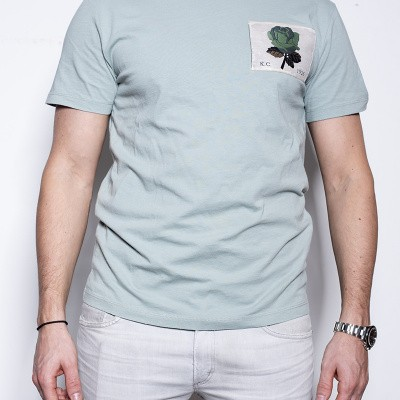 Kent & Curwen Patches T-shirt Mint