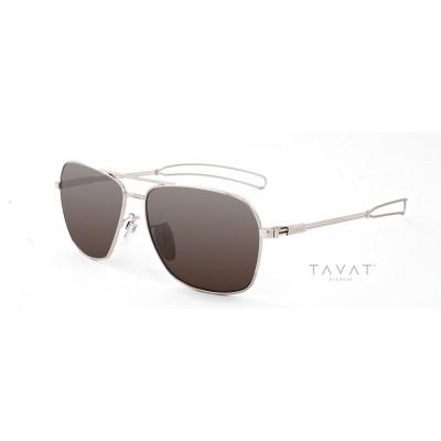 TAVAT Edge II Silver/Grey Silver