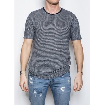 Drykorn Carlo Streep T-shirt