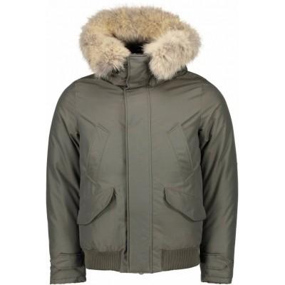 Foto van Woolrich Polar Jacket Asphalt