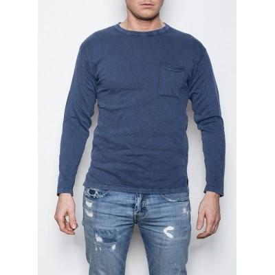 Kris K Longsleeve Knit Blue