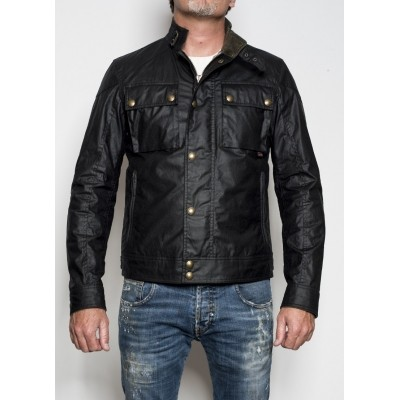Belstaff Race Master Jacket Black
