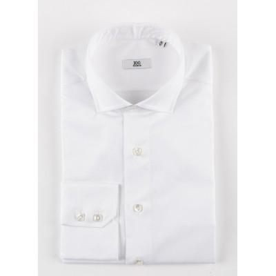100Hands Sagway Twill White