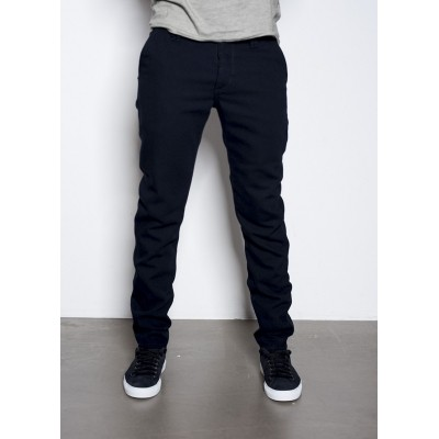 Blue de Genes Paulo Trousers Navy