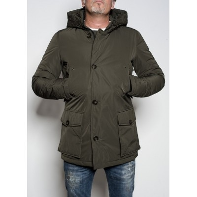 Woolrich City Parka Olive