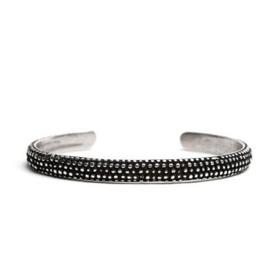 Foto van Damico Manta Bracelet silver
