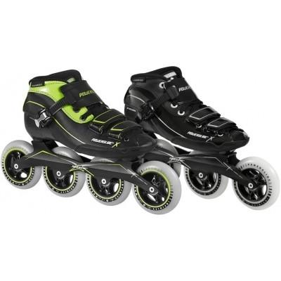 Powerslide X-Skate Racing Inline Skates