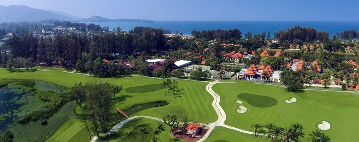 Best Golf Beach Resorts in the World - Banyan Tree, Phuket