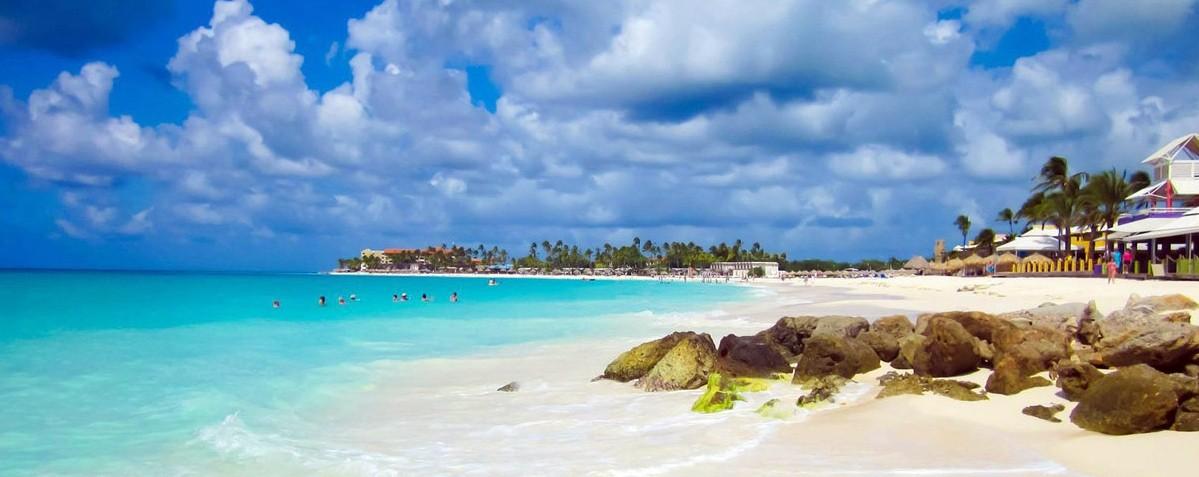 Best Beaches of Aruba 2018 - Eagle Beach
