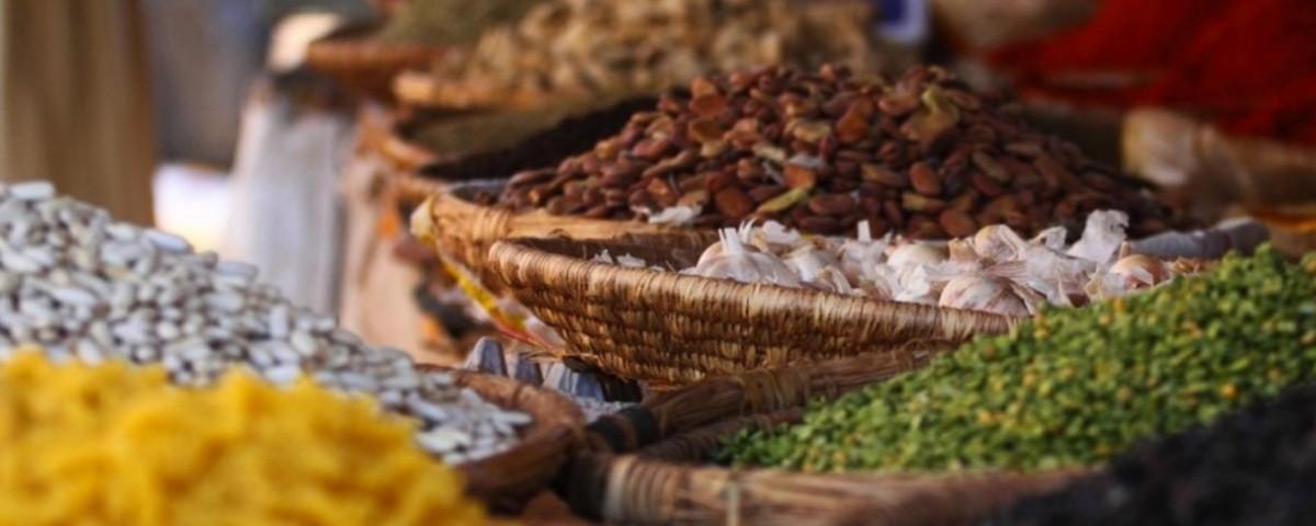 Zanzibar - Spice Market