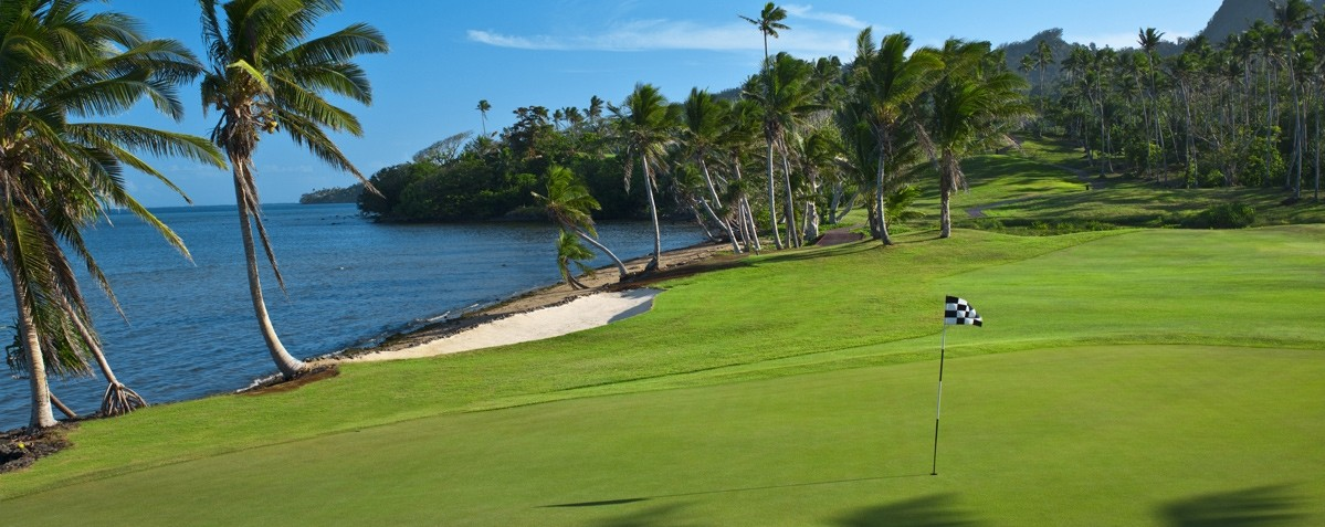 Best Golf Beach Resorts in the World - Laucala, Fiji