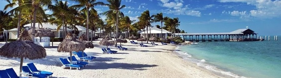 Florida Travel Guide - Key West Beach