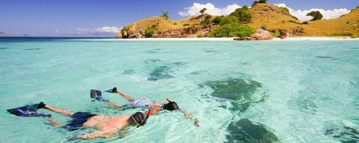 Best Snorkeling Destinations 2018 - Komodo
