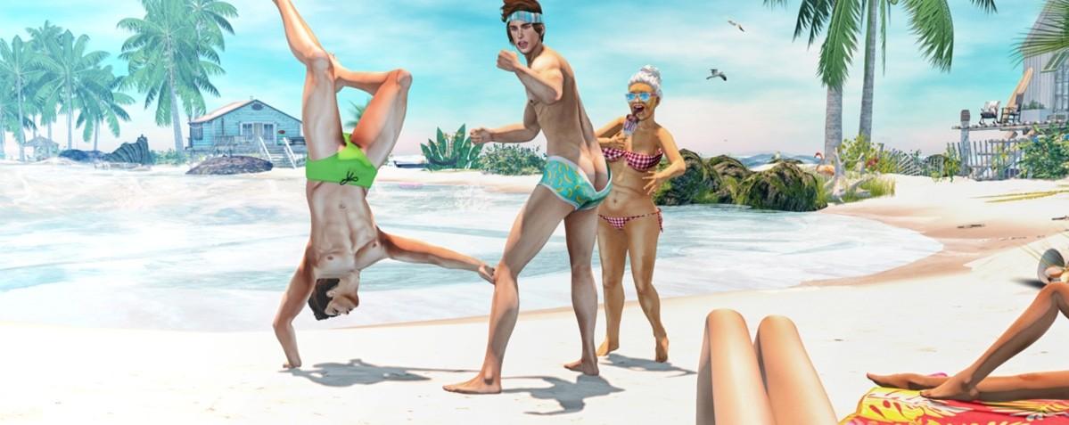 Sanwin Beachwear - Tips to impress girls on the beach